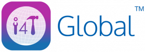 i4T Global Logo 2021 Horizontal